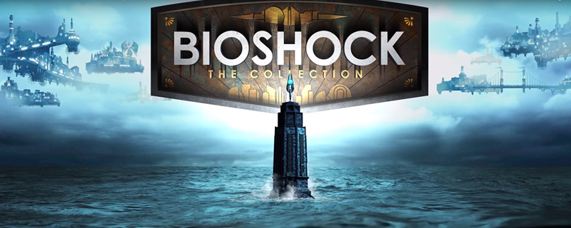 2K releases a Bioshock: The Remastered Collection Comparison Trailer
