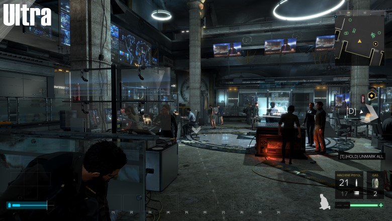 Deus Ex: Mankind Divided PC Performance Review
