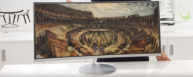 Samsung has plans to release a 100Hz HDR 3440x1440 FreeSync Display