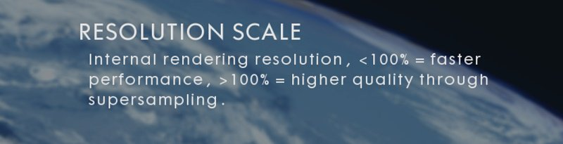 PSA - Battlefield 1's Resolution Scale Option is broken