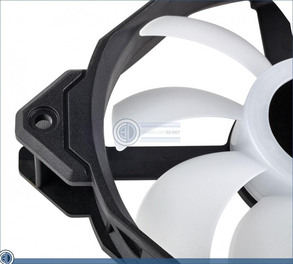 Corsair HD120 & SP120 RGB LED Fans Review | Corsair HD120 & SP120