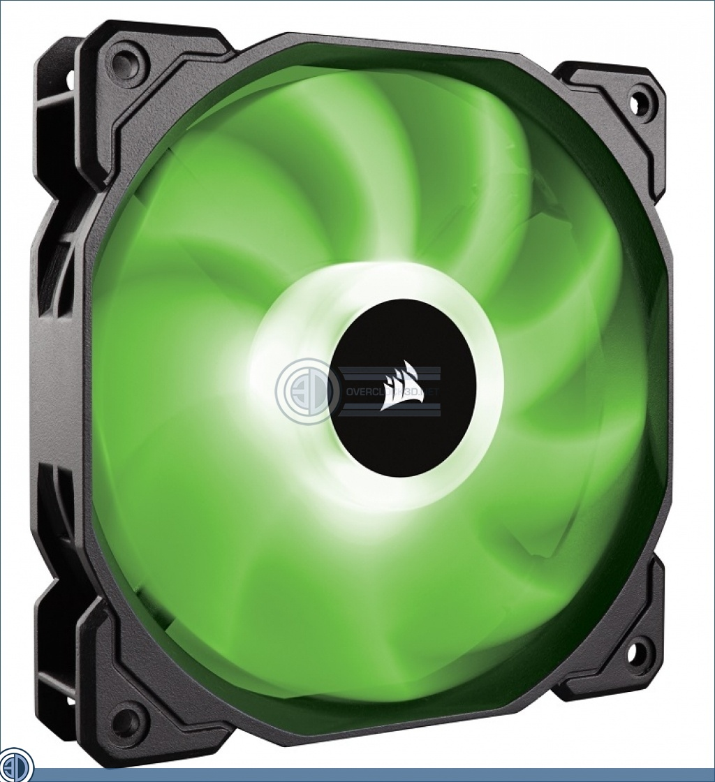 Corsair Hd120 Amp Sp120 Rgb Led Fans Review Are You A Fan