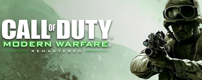 Call of Duty: Modern Warfare Remastered multiplayer trailer