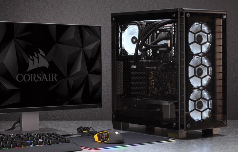 Corsair Announces Their New 460x And 460x Rgb Cases Oc3d