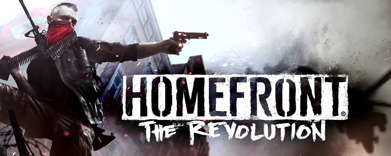 Homefront: The Revolution Free PC Weekend