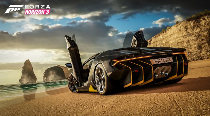 Forza Horizon 3's PC Demo will release after the game