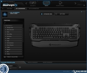 Roccat Skeltr Smart Communication RGB Gaming Keyboard Review