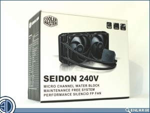 CoolerMaster Seidon 240V Review