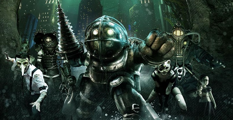 Bioshock Remastered will soon be getting FOV options on PC