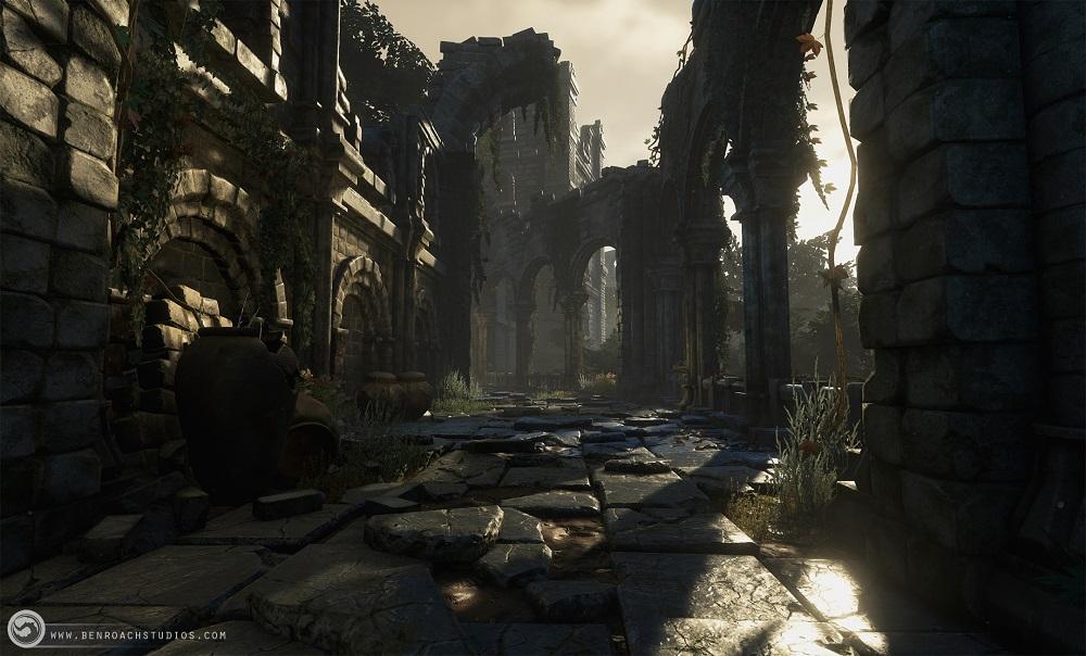 Dark Souls 3's Farron Keep has been recreated in Unreal ...