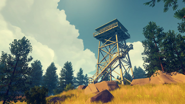 Firewatch is becoming a feature film