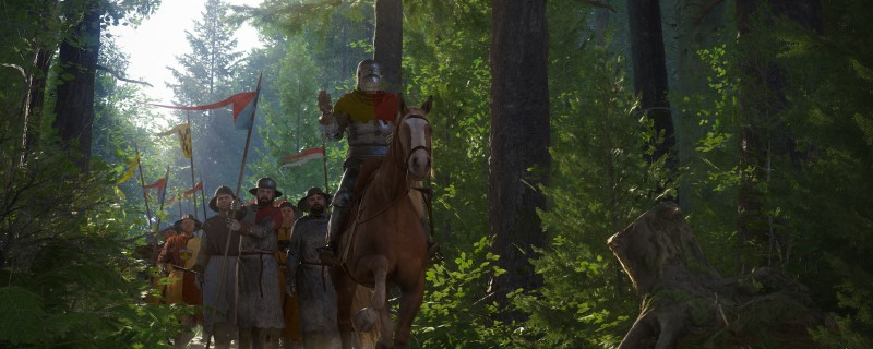 Kingdom Come: Deliverance will be co-published with Deep Silver