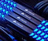 Corsair has released new Vengeance Blue LED memory