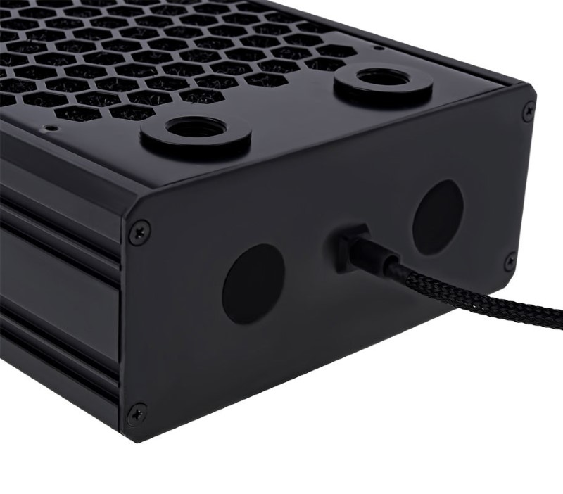 Alphacool releases their Eisbrecher series of radiators