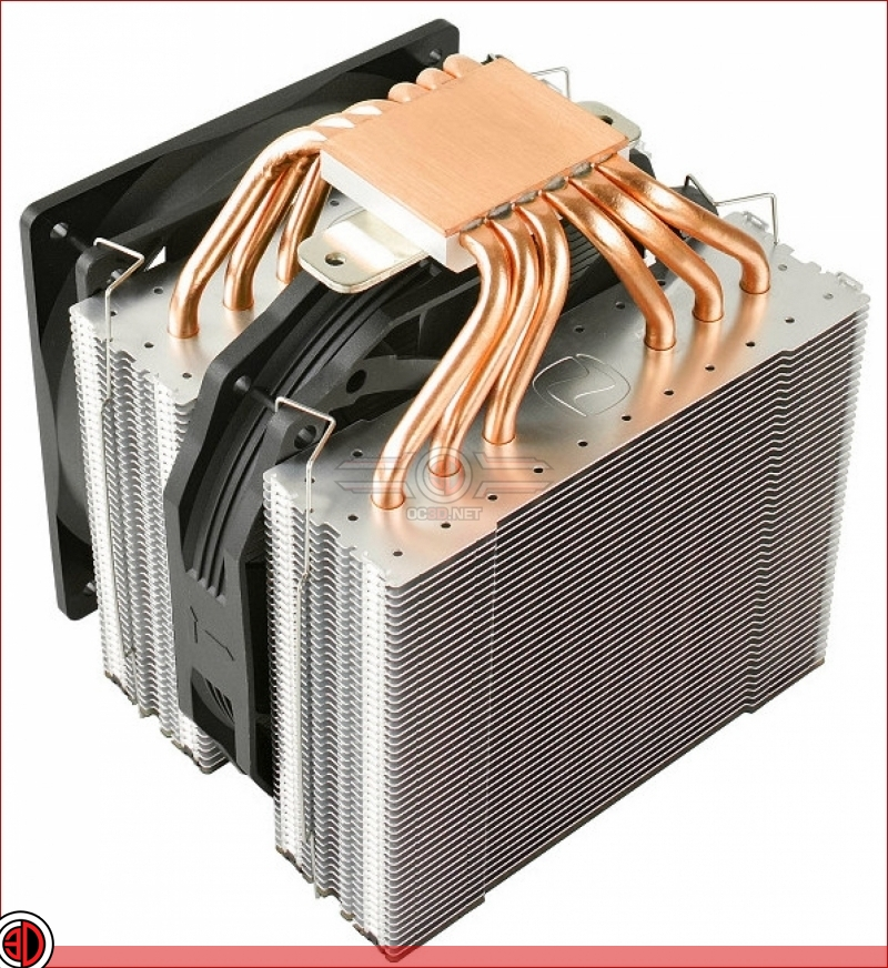 SilentiumPC announce their Gredis 2 XE1436 CPU cooler