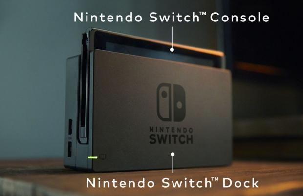 The Nintendo Switch dock does not boost the console's performance
