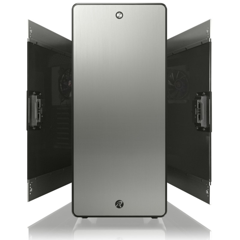 Raijintek announce their Asterion Plus and Classic cases