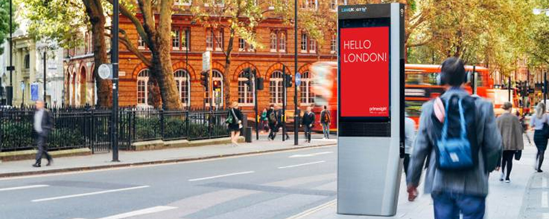 BT is replacing London's phone boxes with free Gigabit WiFi and phone charging