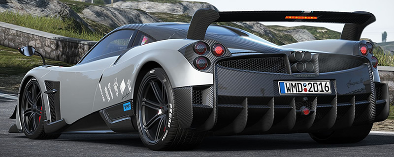 Project Cars Pagani Edition is now available for free | OC3D News