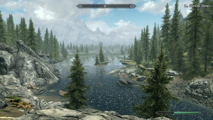 The PC version of Skyrim Remastered will be updated to offer better audio quality