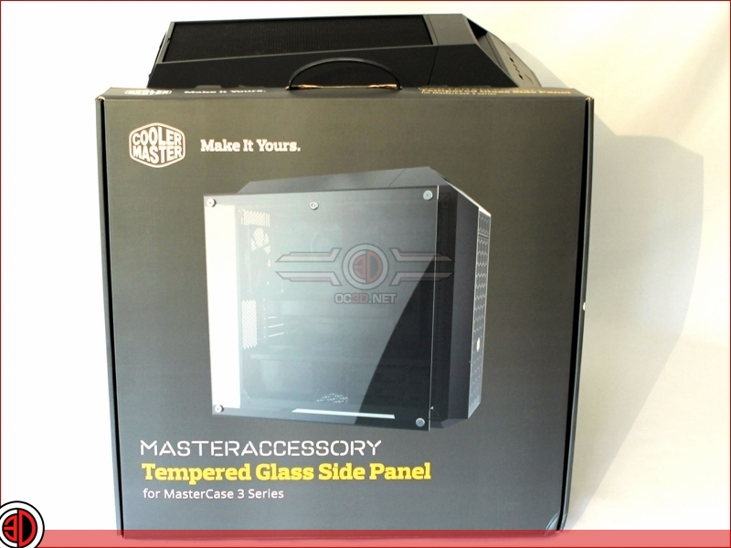 CoolerMaster MasterCase Pro3 Review