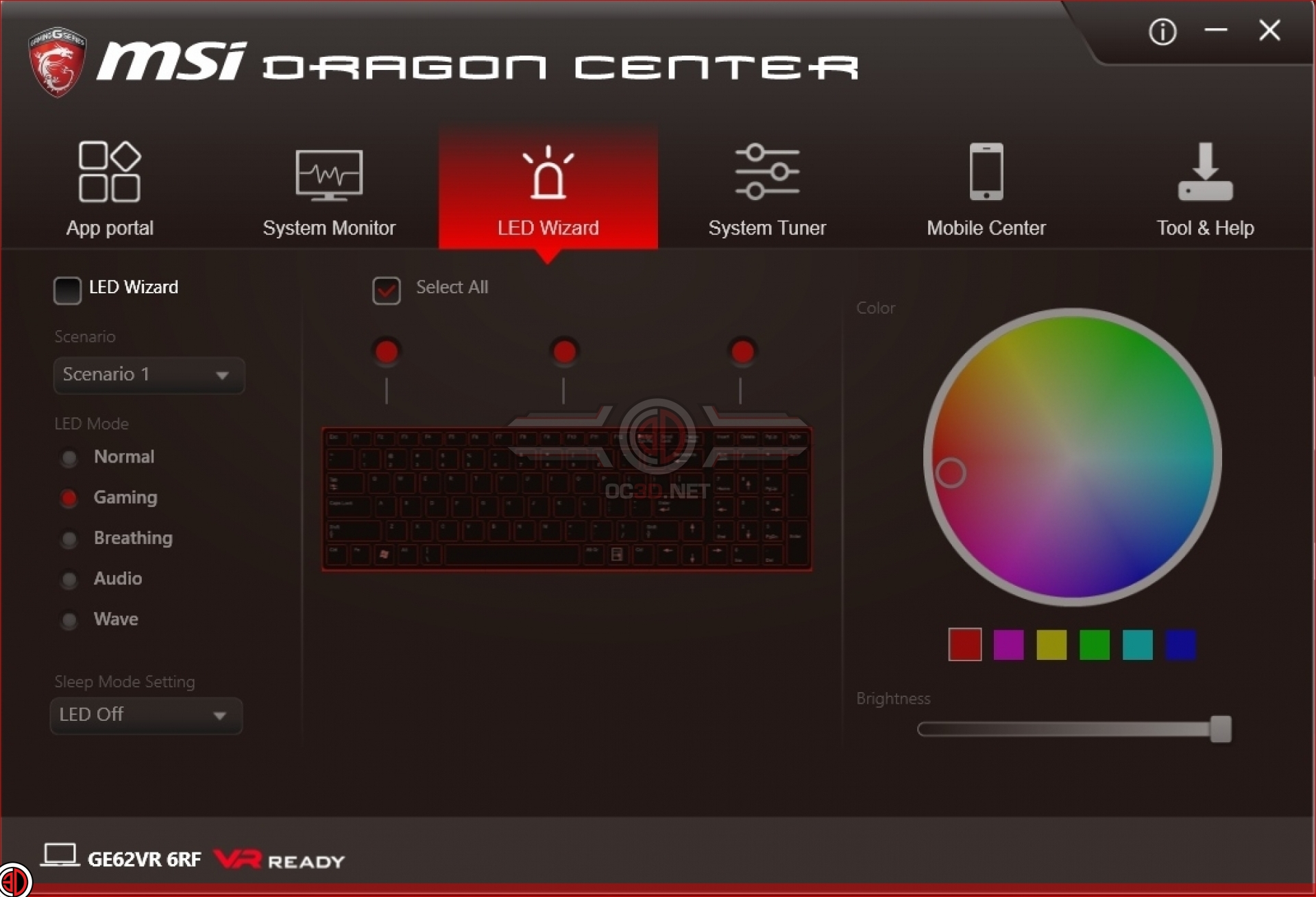 how to stop msi dragon popups on laptop