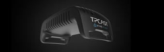 TPCast claims that their HTC Vive wireless kit only has 2ms of latency