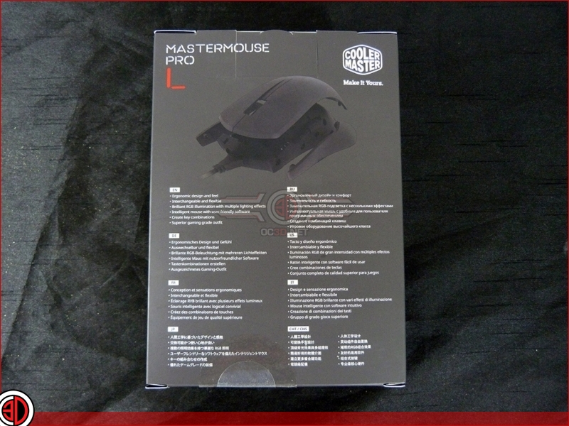 Cooler Master MasterMouse Pro L Review