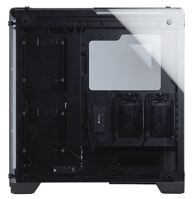 Corsair 570X RGB Premium Tempered Glass Case review
