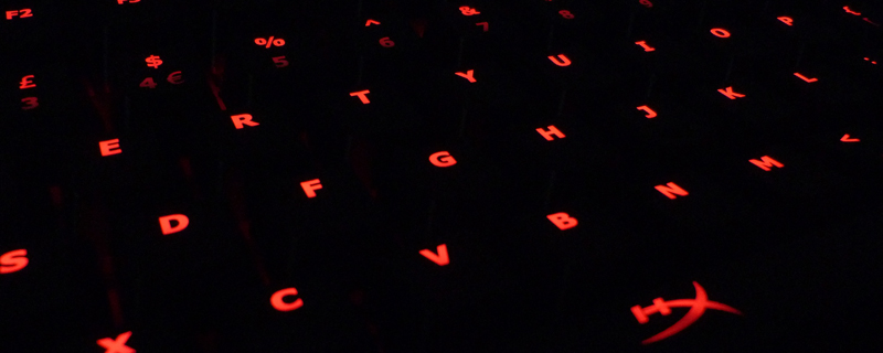 Kingston HyperX Alloy FPS Gaming Keyboard Review