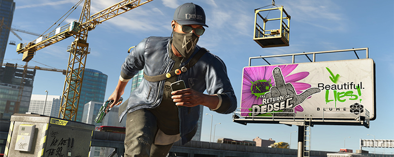 Watch Dogs 2 PC graphical options