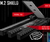 MSI unveils their M.2 Shield cooling solution