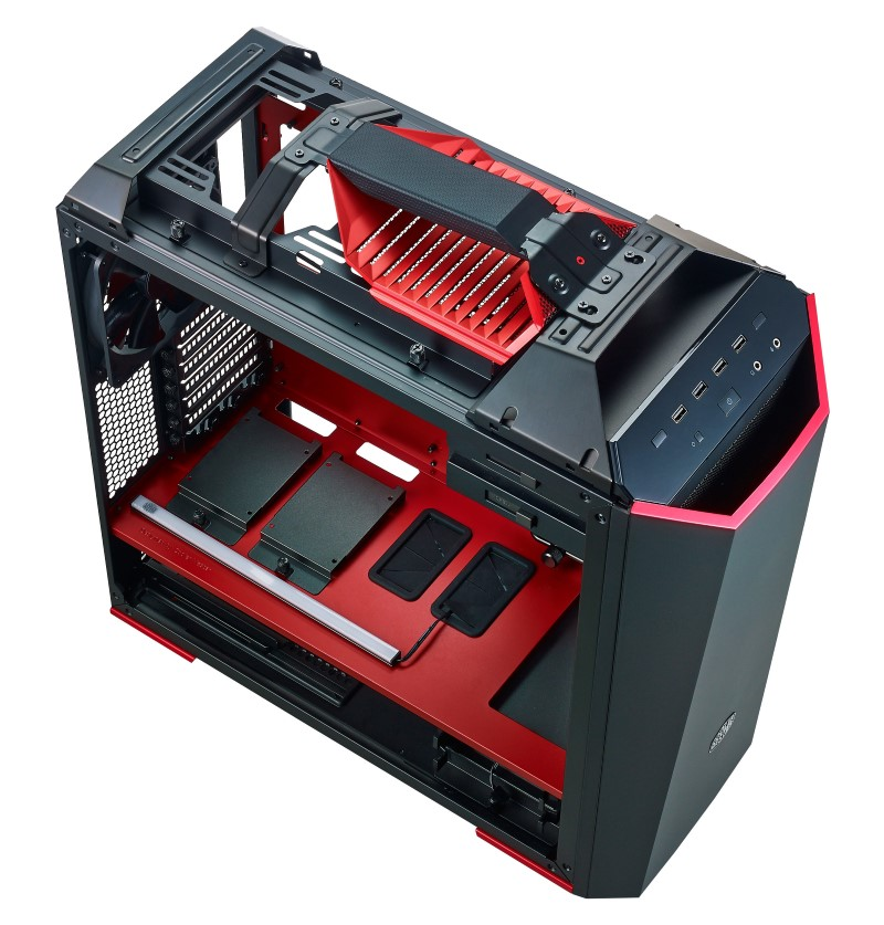 Cooler Masters announces their new MasterCase Maker 5T