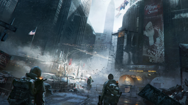 DirectX 12 support will be officially coming to The Division next week