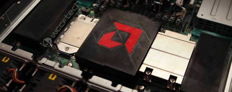 AMD Zen 16-core server CPU pictured