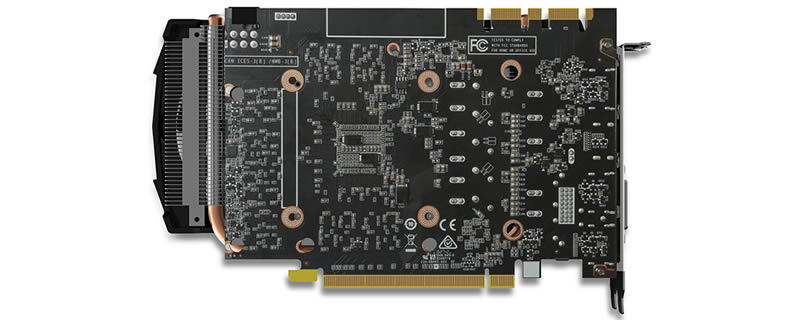 Zotac announce their Geforce GTX 1070 Mini GPU