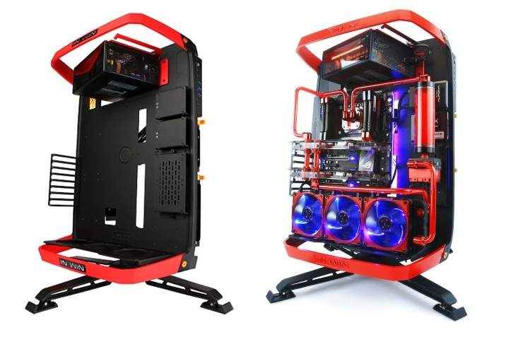 In Win launches their X-Frame 2.0 chassis