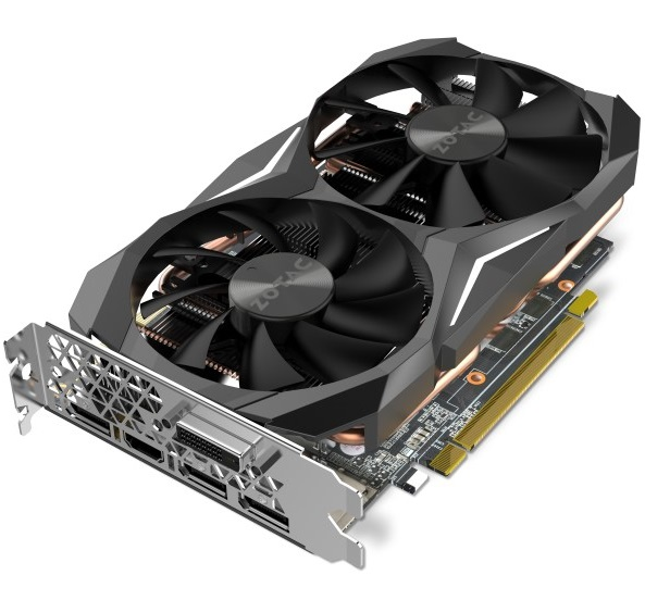 Zotac announces a GTX 1080 Mini GPU