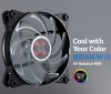 Cooler Master showcase their new MasterFan Pro RGB fans