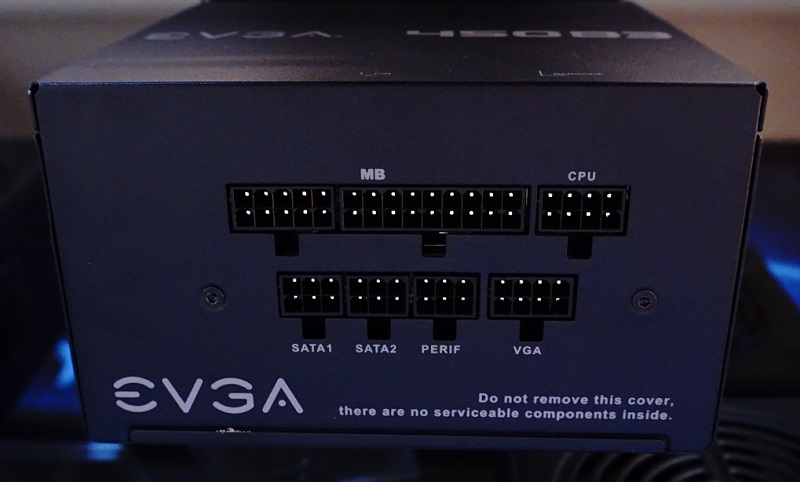 EVGA announce their new B3 line of affordable PSU