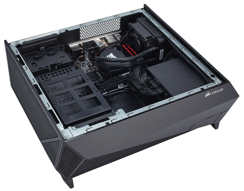 Corsair release their Bulldog 2.0 Barebones PC kit