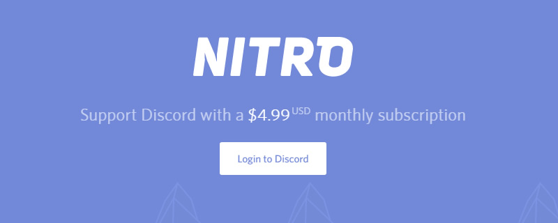 Discord announce their Nitro subscription service | OC3D News