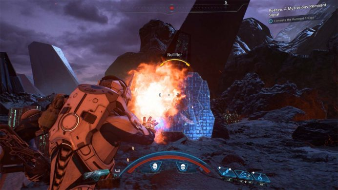 Mass Effect Andromeda will feature an FOV slider on PC