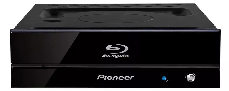 Pioneer will soon release the first 4K Blu-ray drive for PC