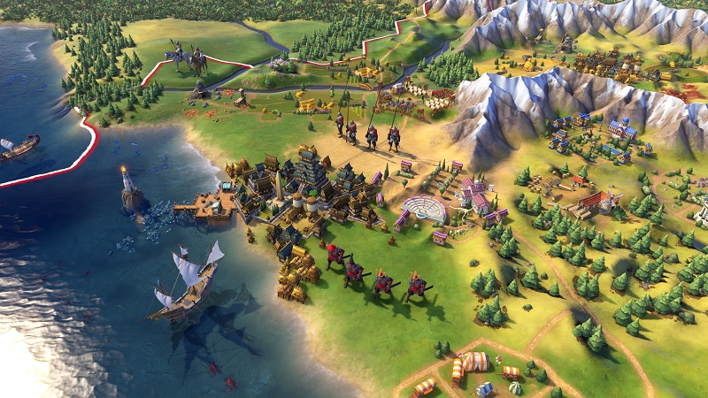 Firaxis confirms that mod tools are coming to Civilization VI