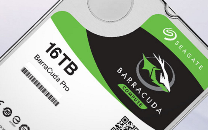 Seagate plans to offer 14TB and 16TB HDDs within the next 18 months