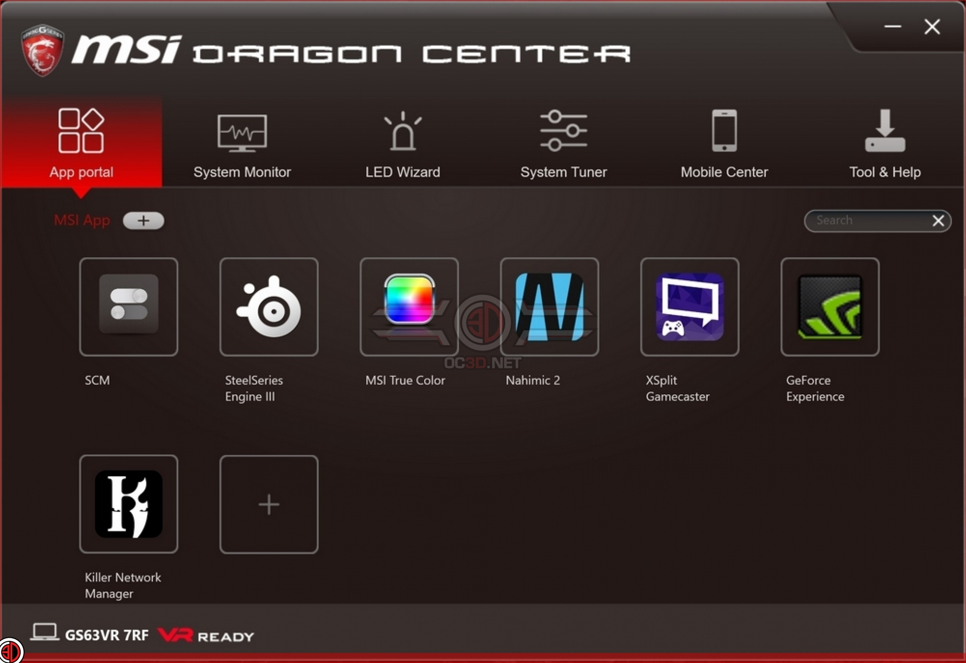 Msi Gs63vr 7rf Stealth Pro 4k Review Software Systems
