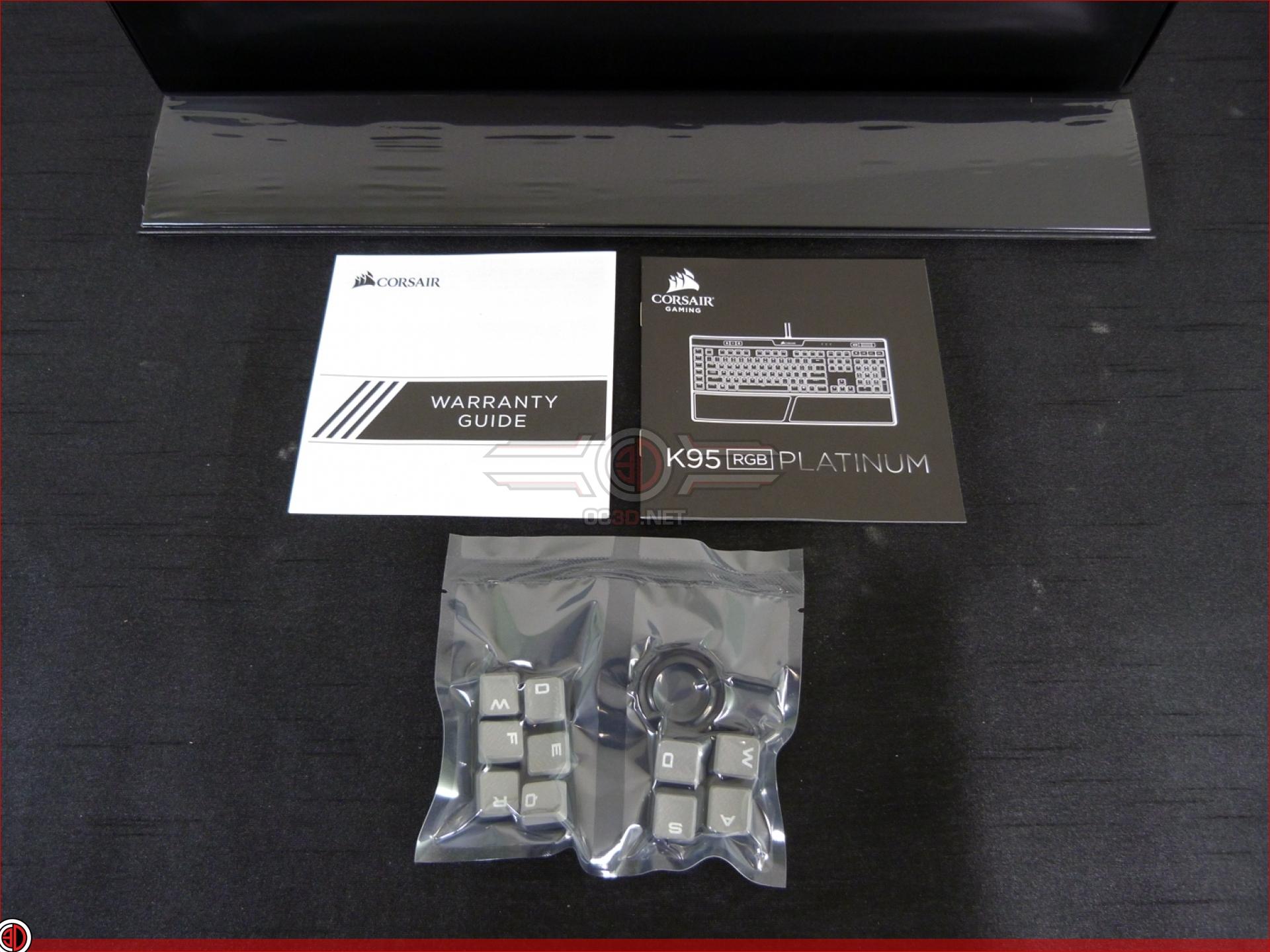 Corsair K95 Platinum Speed Review | Up Close | Input Devices