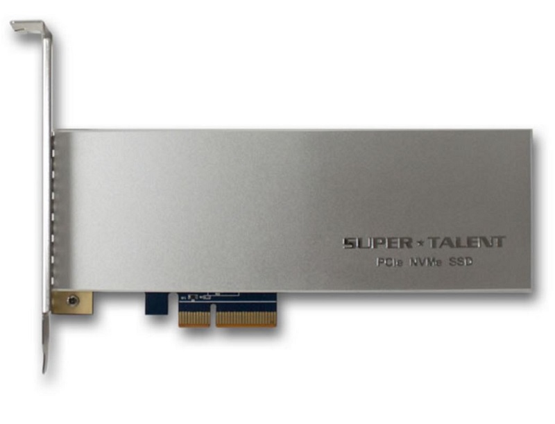 Super Talent unveils their SuperCache AIC314 series PCIe SSD