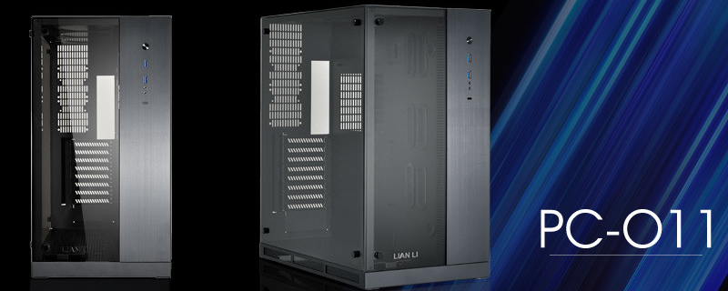Lian Li's PC-O11 Dual-Chambered case has been launched